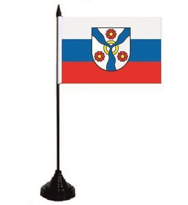 Tischflagge Springe Tischfahne Fahne Flagge 10 x 15 cm