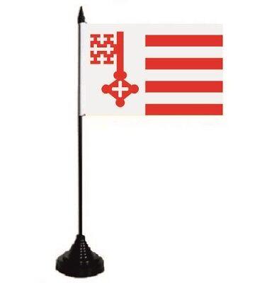 Tischflagge Soest Tischfahne Fahne Flagge 10 x 15 cm