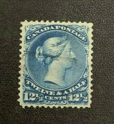 Canada Stamp #28 Used