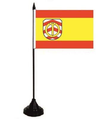 Tischflagge Spenge Tischfahne Fahne Flagge 10 x 15 cm