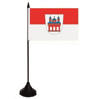 Tischflagge Speyer Tischfahne Fahne Flagge 10 x 15 cm