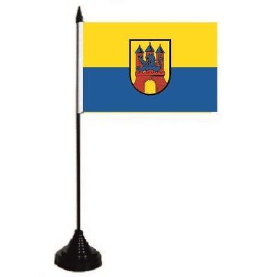 Tischflagge Soltau Tischfahne Fahne Flagge 10 x 15 cm