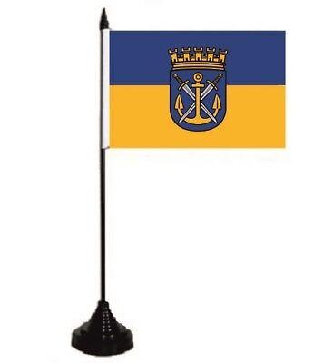 Tischflagge Solingen Tischfahne Fahne Flagge 10 x 15 cm