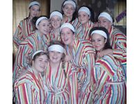 FABULOUS MOBILE TEENAGE PAMPER PARTIES - BIRTHDAY PARTY for girls aged between 10-16 years.
