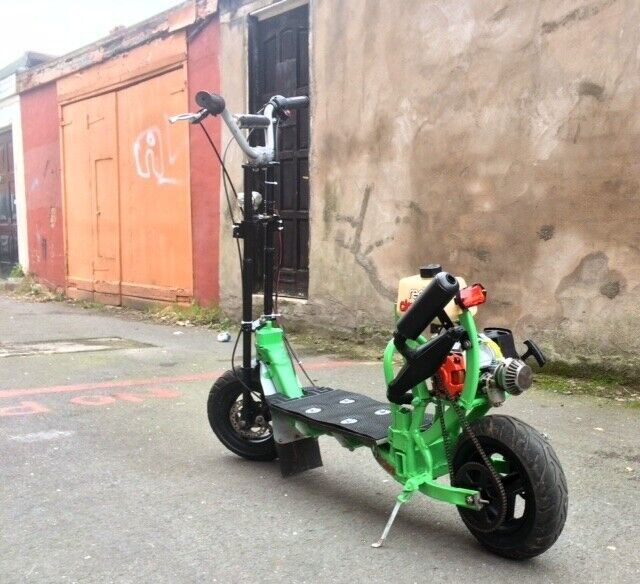 49cc Ninja petrol scooter/goped   in Sparkbrook, West Midlands   Gumtree