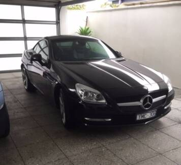 Mercedes Benz SLK 200 Compressor Blue Eficiency Dec 2011
