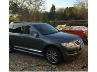 ***FULLY LOADED*** Vw touareg altitude 3l v6 diesel