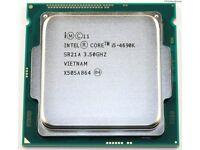 I5 - 4690K Intel CPU