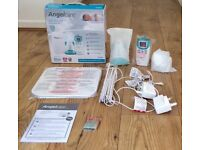 NEW BOXED & UNUSED Angelcare AC401 Movement and Sound Baby Monitor (RRP £109.99)