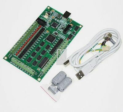 3 Axis Cnc Usb Card Mach3 200khz Breakout Board Interface