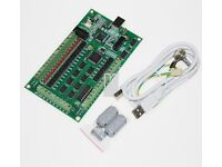 *NEW* Mean Well SD-15C-12 DC//DC Converter 12vdc 1.25a CNC Mach3 Breakout Board