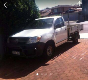 Man & Ute Pick Up Delivery And Removal Service 24/7