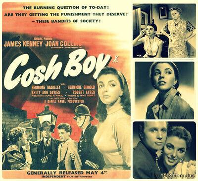 cosh boy 1953 crime/drama james kenney joan collins dvd
