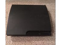 PS3 with 2 x controllers!