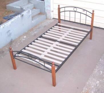 King Size Single  Bed Frame