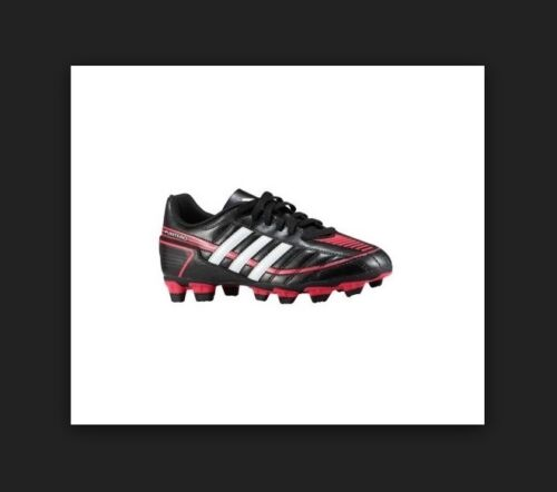 Kid/'s Vizari Striker FG Soccer Cleats NIB! Black//Pink