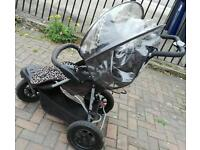 Buggy travel system (mothercare)