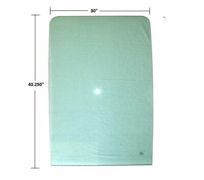At214113 John Deere Hitachi Upper Windshield Glass Models Ex110-5 110 120