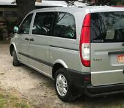 Mercedes Vito Crew Cab Van 2006 Turbo, Diesel, Air-Con Toora South Gippsland Preview