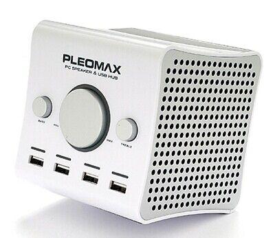 Enceinte SAMSUNG PLEOMAX PSP 5100 haut parleurs / Stereo Loud Speakers for...