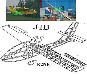 J-1B-DON-QUIXOTE-EXPERIMENTAL-AIRCRAFT-PLANS-ON-CD-Lots-of-EXTRAS-and-MORE
