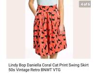 Lindy Bop size 16 brand new skirt