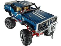 Lego Technic 41999 4x4 Crawler Exclusive Edition only 20.000 was made Brand New