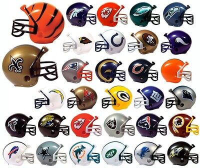 Nfl Party Favors (NFL Gumball Mini Helmet Back to School Pencil Topper Party)