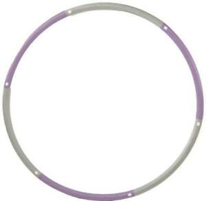 Stamina Adult 2.5-Pound Fitness Hoop (Hula Hoop) and Instruction