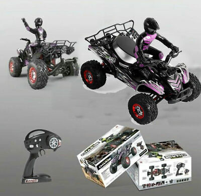 FY-04 RC Truck Remote Control 1/12 Scale Electric Offroad Racing Cars 2.4GHZ