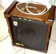 Classic Early NZ Alron Rebel Practice/Small Gig Amplifier JG1 Eastern Creek Blacktown Area Preview