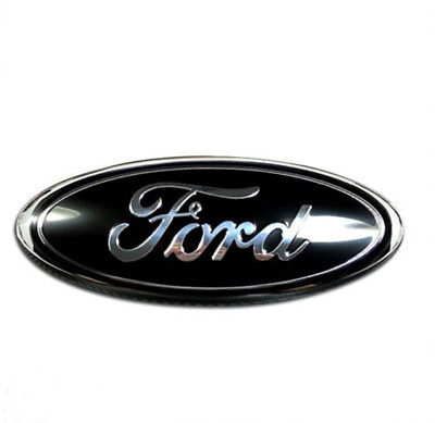 Ford 2004-2015 FORD F150 Front Grille Tailgate Oval Nameplate Emblem Badge Decal