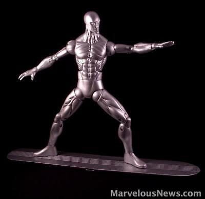 "New Marvel Legends Icons 12"" SILVER SURFER - Universe / Select - Fantastic Four"