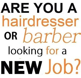 We Are Looking For A Hairdresser That Is Passionate & Highly Motivated To Work In A Busy Salon