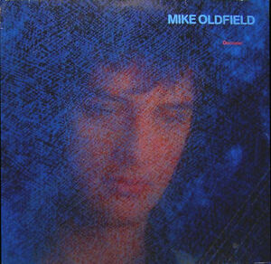 MIKE OLDFILED‎, Discovery, 1984 vinyl records LP Folk Rock