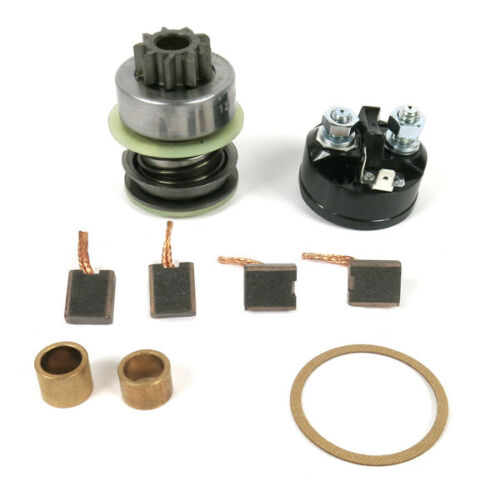 For Porsche 356 Starter Rebuild Kit New