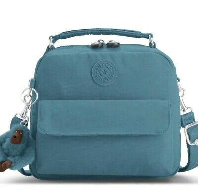Kipling Candy Real Teal Convertible backpack Rrp£79