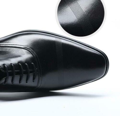 Details about  /Men Work Office Wedding Oxfords Party Dress Formal Business Real Leather Shoes L