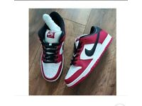 Nike dunk Chicago men's trainers
