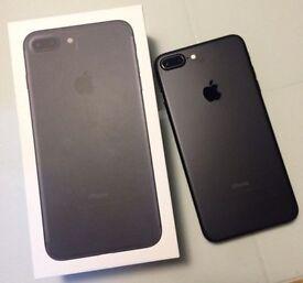 Apple iPhone 7 plus 32gb perfect condition