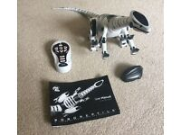 RoboReptile Remote Control Dinosaur
