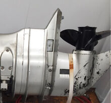 """Honda outboard extra long 25"""" shaft Airlie Beach Whitsundays Area Preview"""