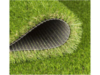 25-30mm artificial grass £8 per meter