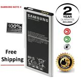 New Original OEM battery for Samsung Galaxy Note 4 BN910B SM-N910 N910A N910