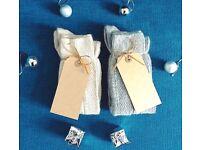 New Luxury Christmas Gift Sock Sets, Ladies & Girls Gifts, Socks Size 3-8