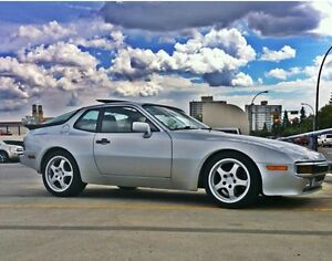 ***REDUCED Lady Driven 1984 Porsche 944 Coupe