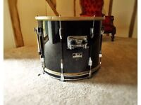 Bass Drum storage table ottoman drummer gift!