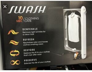 Swash 10min clothing care system