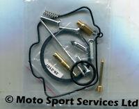 Carb Carburettor Rebuild Kit Honda Cr 250 1996 (keihin) Jets Valve (26-1547) - honda - ebay.co.uk