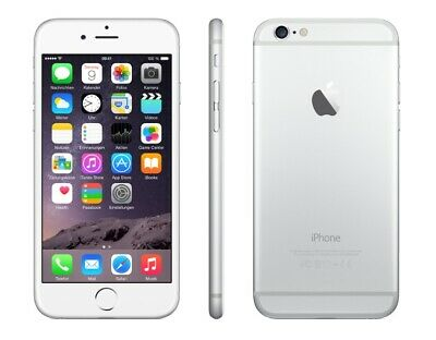 Apple iPhone 6 16GB Silver T-Mobile MG552LL/A NIB Apple Usb Wireless Adapter